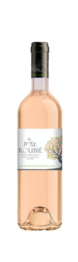 Le P'tit Roubié Rosé
