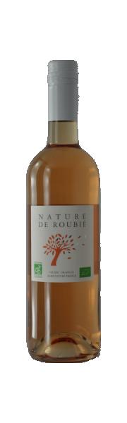 Photo Nature de Roubié rosé
